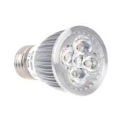 E27 5W LED Anlage wachsen Licht Wasserkulturlampen Birnen energiespar 4 Rot 1 Blau für Indoor Blume Pflanzen Wachstum Gemüsegewächs 85-265V