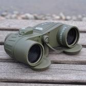 10X50 396FT / 1000yds Sport Optics Military Binocular Telescope Cannocchiale con Compass per la caccia d