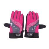 Мужчины женщины сенсорный экран перчатки полный палец Велоспорт Катание на лыжах, Пешие прогулки, езда амортизирующие Открытый спорт унисекс