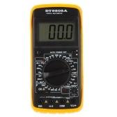 Multimètre numérique portatif DM9 avec test de capacité et hFE DT9205A
