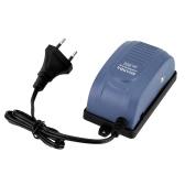 Mini Aquarium Air Oxygen Pump for Fish Turtle Tank Super Silent Adjustable 1.2W 220-240V Airpump