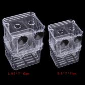Многофункциональный разведение изоляции Box инкубатор для рыбы аквариум аквариум аксессуар