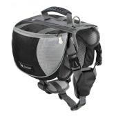 Pakiet Pet Dog Saddle Plecak Średni i Duży Big Bag Psy Szkoleń odkryty camping