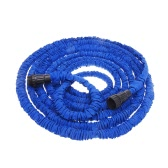 Flexible Expandable Ultralight Garden Watering Hose Magic Pipe Blue 100FT