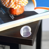Transparent Baby Safe Corner Guard PVC Table Corner Edge Protection Cover for Children
