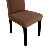 Segunda mano de alta calidad suave poliéster Spandex cubierta de la silla funda para camello