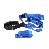 Pet Dog Nylon Adjustable Training Lead Dogs Harness Walking / Running Traction Belt Leash Strap Rope S