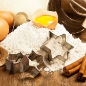 17pcs pastel Fondant galletas galletas dulces molde molde los cortadores acero inoxidable corazón estrellas herramientas decoración DIY Kit de la hornada