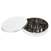 7pcs Stainless Steel Cake Fondant Cookie Biscuit Candy Mould Mold Cutters Leaves Shapes DIY Decorating Tools Baking Kit