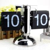 Маленькие шкалы для настольных часов Retro Flip Over Clock