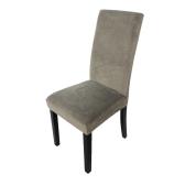 Wysokiej Jakości Miękki Poliester Spandex Pokrowiec na krzesło Pokrycie 54cm / 59cm / 66cm
