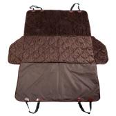 Anti-Rutsch-Haustier Auto Rücksitz Cover wasserdicht Hund Sicherheit Hängematte Protector Mat für Trunk SUV-Haustier-Versorgungsmaterial