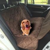 Заднее сиденье не нескользкие ПЭТ автомобиля покрытия водонепроницаемый собака безопасности гамак протектор мат для ствола внедорожник товары для домашних животных