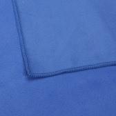 Mikrofibra Quick Dry Ręcznik Lekki i Kompaktowy Ręcznik Sportowy Miękkie Pływanie Plażowy Washcloth Przenośny dla Sportowych Camping Fitness