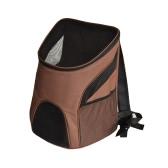 Портативная напольная собака-кошка-кошка для мешков с двойным плечевым рюкзаком Туристический перевозчик для щенков Котята Кролики
