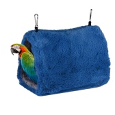 Warm Pet Hamac Bird Parrot Triangle Nest Tente Hut Hanging Snuggle Cave Hamster Squirrel Souris Rat Bed Hideaway Toy