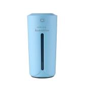 Timer portatile Mini Air Humidifier Luce da notte idratante Colorato diffusore per Home Car Office Purificatore d'aria