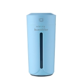 Mini temporizador portátil de umidificador de ar Humidificador de luz noturna Difusor colorido para purificador de ar de escritório de carro doméstico