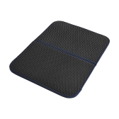 Premium Cat Litter Trapper Mat Pad Más grande Honeycomb con capa base impermeable EVA Foam Rubber 72 * 55cm / 28 * 22in