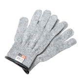 Food Grade Safety Cut-Resistant Gloves Anti-cut Kitchen Gardening Slaughtering Working Hand Protection Gloves