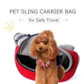 Pet Dog Carrier Pet Sling Bag Pet Cat Bag Hands-free Dog Travel Bag Pet Sling Carrier Bag L