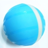 Esfera de Pet Interativa Inteligente LED Auto Rolling Flash Ball