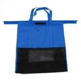 Reusable Large Capacity Foldable Solid Supermarket Handbag Shopping Bags