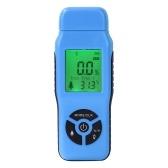 Gamma del misuratore di umidità del rivelatore di umidità digitale in legno a doppio ago 2% -70%