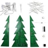 Kit albero di Natale decorativo L-ED