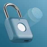 Xiaomi Youdian Kitty SmartLock Отпечаток пальца Замок двери Замок USB Зарядка без ключа Противоугонная сумка для багажа Ящик безопасности