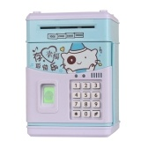 Electronic Multifunctional Money Saving Box Money Bank Singing Saving Box
