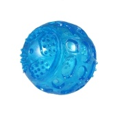 Durable Squeak Ball Dog Toy Balls Funny Dog Toys for Dogs Puppies Teething Chew