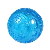 Durable Squeak Ball Dog Toy Balls Funny Dog Toys pour chiens Chiots de dentition à mâcher