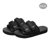 Sandalias EVA antideslizantes Zapatillas Zapatillas planas unisex con diseño de punta abierta Plantilla cómoda para viajar Senderismo Mar Playa Camping