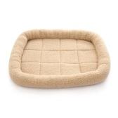 Cama impermeable para mascotas Cama de invierno cálida para perros Cama para gatos Estera