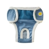 Dog Diapers Reusable Washable Cover Up Panties