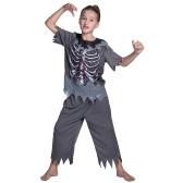 Костюм зомби-унисекса для детей Хэллоуин