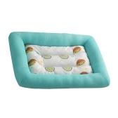Estera de enfriamiento para mascotas Estera para dormir Enfriador de verano Estera para gatos de enfriamiento