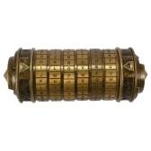 Geburtstag Valentinstag Geschenkbox Zylinder Lockbox