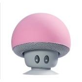 Mushroom Wireless Mini Portable Stereo Speakers