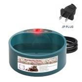 Heated Pet Dog Cat Bowl Heating Feeding Feeder Waterproof 0.58gal/2.2L/74oz