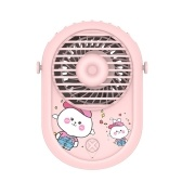 Мини-подвесной шейный вентилятор Hands-free ожерелье Fan