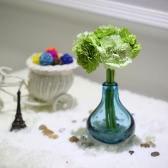 Anself 6 головок гвоздики букет искусственных цветов шелковые цветы для дома и отель украшения цветы для свадьбы