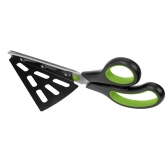 Mutifunctional Pizza Scissors Stainless Steel Pizza Cutter Slicer Baking Tools Kitchen Accessories