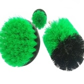 Kit di strumenti per spazzole per pulizia set 3pcs