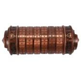 Cassaforte del cilindro del contenitore di regalo di San Valentino di compleanno