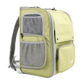 Pet Dog Cat Backpack Carrier Travel Bag Designed for Travel Hiking Walking Outdoor Use for Weight 9kg