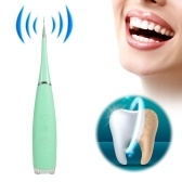 Electric Dental Calculus Remover Household Tartar Scraper Tartar Remover 5 Intensity Adjustable IPX6 Waterproof
