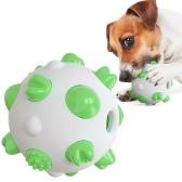 犬の歯のクリーニングのおもちゃ犬の噛むおもちゃインタラクティブなペットのおもちゃ犬の歯ブラシ噛む歯のクリーニング歯科治療