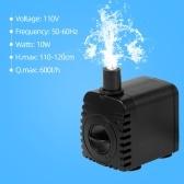 Pompe à eau USB ultra-silencieuse 10W avec cordon d'alimentation